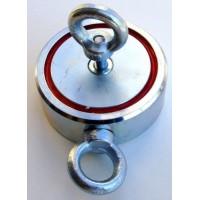 Поисковый  двухсторонний магнит F120*2 (ЗАО Редмаг)