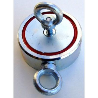 Поисковый двухсторонний магнит F600*2 (ЗАО Редмаг)