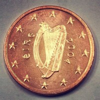 5 Евроцентов 2004 год. Ирландия