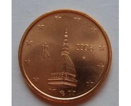 2 евроцента 2008 год. Италия