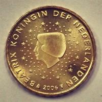 10 Евроцентов 2006 год. Нидерланды