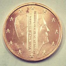 2 Евроцента 2014 год. Нидерланды