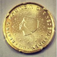 50 Евроцентов 2011 год. Нидерланды