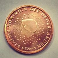 5 Евроцентов 2006 год. Нидерланды