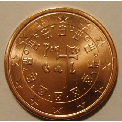 2 евроцента 2011 год. Португалия