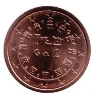 2 евроцента 2012 год. Португалия