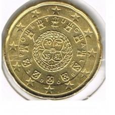 20 евроцентов 2006 год. Португалия