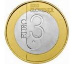 Юбилейные монеты 3 ЕВРО
