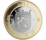 Юбилейные монеты 5 ЕВРО