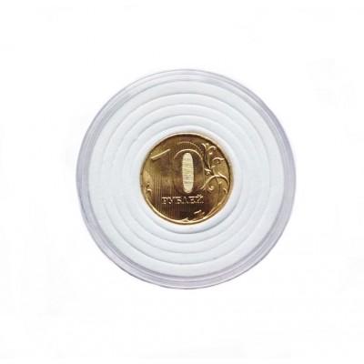 Универсальные капсулы со вставками от 17 до 37 мм (белые). Тип D