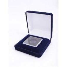 Футляр для монеты в капсуле Quadrum. Синий