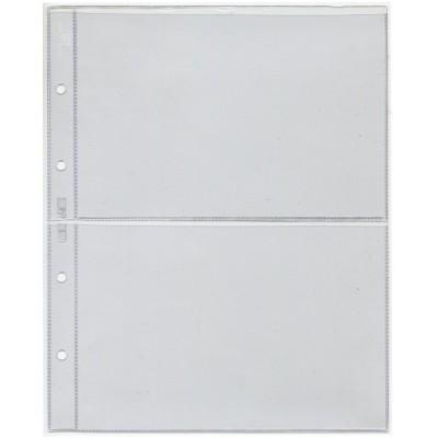 Лист для бон 200х250 мм на 2 боны 180х120 мм, формат Оптима