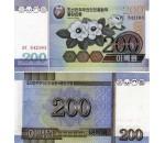 Банкноты: Северная Корея