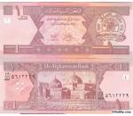 Банкноты: Афганистан