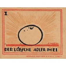 Банкнота Германия 20 пфеннигов 1921 г.