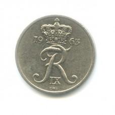 10 Эре 1963 год. Дания