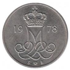 10 Эре 1978 год. Дания