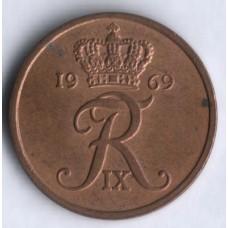 5 Эре 1969 год. Дания