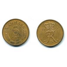 5 Эре 1970 год. Дания