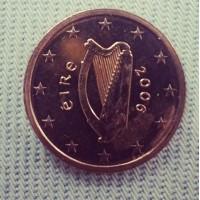 2 Евроцента 2006 год. Ирландия