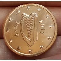 5 евроцентов 2013 год. Ирландия