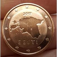 5 Евроцентов 2017 год. Эстония
