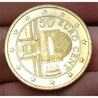 50 Евроцентов 2016 год. Австрия