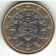 1 Евро 2007 год. Португалия