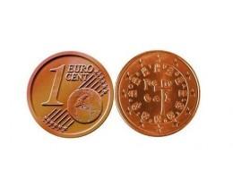 1 евроцент 2002 год. Португалия