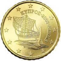 10 Евроцентов 2008 год. Кипр