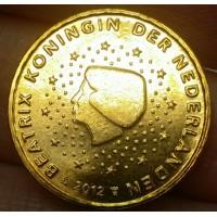10 Евроцентов 2012 год. Нидерланды