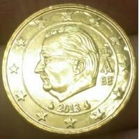 10 евроцентов 2013 год. Бельгия