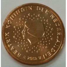 2 Евроцента 2013 год. Нидерланды