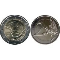 2 евро 2017 год. Португалия. Рауль Брандао