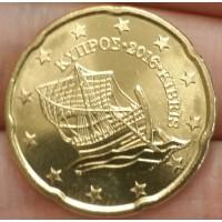 20 Евроцентов 2016 год. Кипр