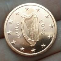 5 Евроцентов 2005 год. Ирландия