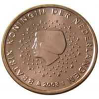 5 Евроцентов 2008 год. Нидерланды