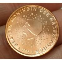5 Евроцентов 2012 год. Нидерланды