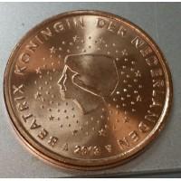 5 Евроцентов 2013 год. Нидерланды