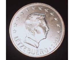 5 Евроцентов 2016 год. Люксембург