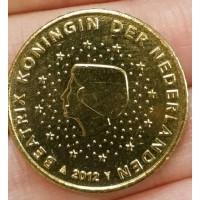 50 Евроцентов 2012 год. Нидерланды