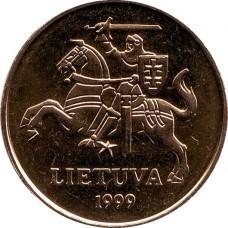 50 центов 1999 год. Литва.