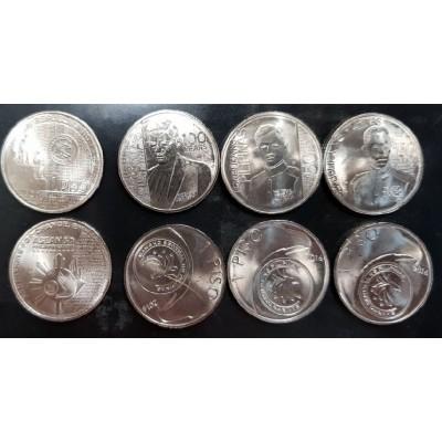 Набор монет 1 песо 2016 год. Филиппины