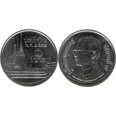 1 бат Таиланд