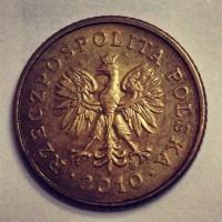 1 грош 2010 г Польша