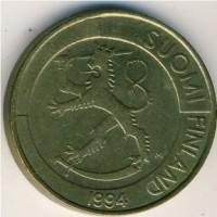 1 марка 1994 год. Финляндия