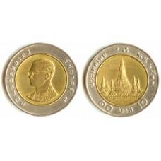 10 бат Таиланд