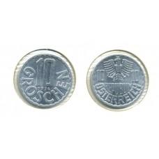 10 грошей 1976 г. Австрия