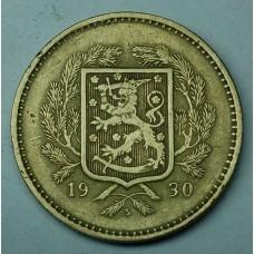 Финляндия 10 марок 1930 год.