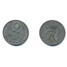 2 Эре 1956 г. Дания